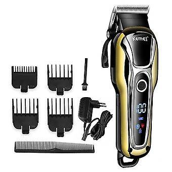 Electric Cutting Machine - Professional Hair Trimmer Beard