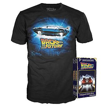 Funko  T-Shirt - Back To The Future - Small