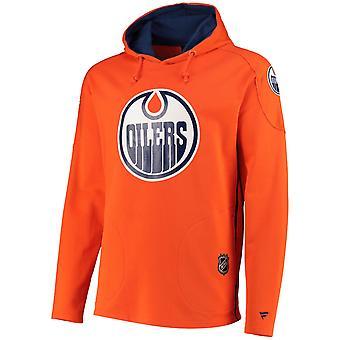 Franquia icônica Long Hoody - NHL Edmonton Oilers