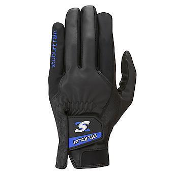Stuburt Mens 2021 Rain Synthetic Leather Grip Stretch Pair Golf Gloves
