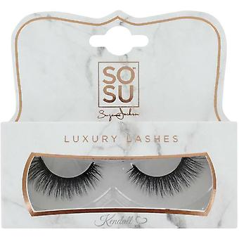 SOSU Luxury 3D-effect valse wimpers - Kendall - Instant Lengte en Volume
