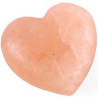 Jotain erilaista Himalajan suola sydämen muotoinen saippua Bar