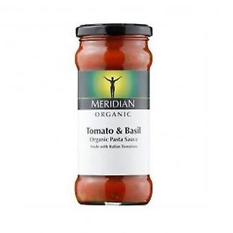 מרידיאן-ארגון עגבניות & באזיל פסטה ברוטב 350 גרם