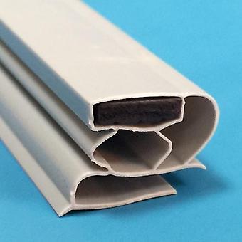 Chladnička Plastové PVC profil pre domácnosť Komerčné Chladnička Mraznička