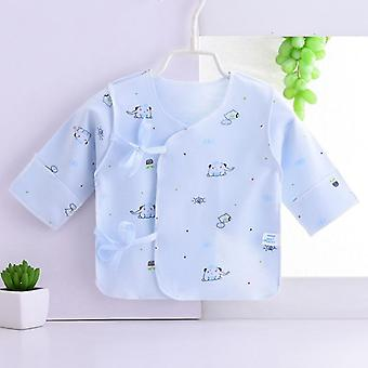 Cute Cartoon Spring / Summer Cotton Clothes For Newborn