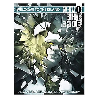 Over the Edge RPG Welcome To the Island Adventure Anthology