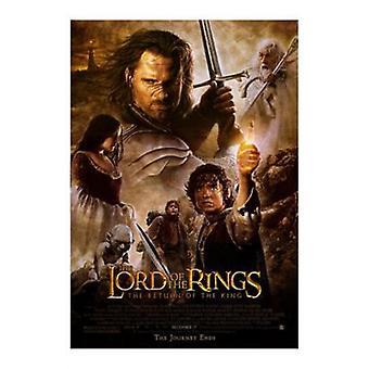 Seigneur des anneaux le retour du roi - style K Movie Poster (11 x 17)