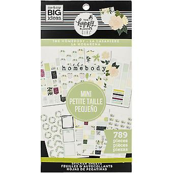 Happy Planner Sticker Value Pack-Homebody, 789/Pkg