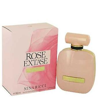 Rose Extase By Nina Ricci Eau De Toilette Sensuelle Spray 1.7 Oz (women) V728-538757