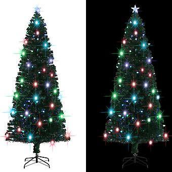 Artificial Christmas tree with stand/LED 240 cm 380 branches