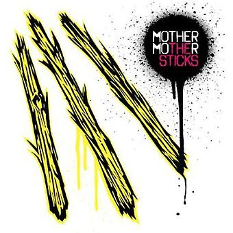 Mother Mother - Sticks [CD] USA import