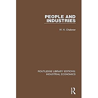 People and Industries (Routledge Library Editions:� Industrial Economics)
