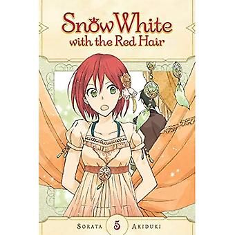 Lumikki punaisilla hiuksilla, vol. 5 (lumivalkoinen punaisilla hiuksilla)