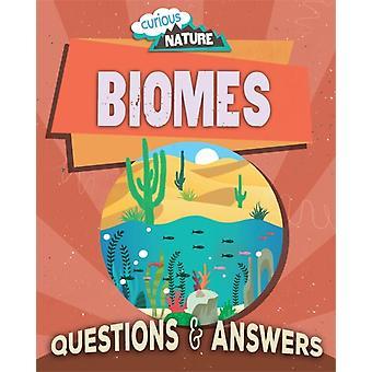 Curious Nature Biomes-tekijä: Dickmann & Nancy