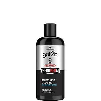 Schwarzkopf Phenomenal Refreshing Shampoo