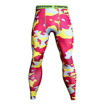 Mannen Running-panty's Fitness Sports Training Leggings Gym Jogging Broek