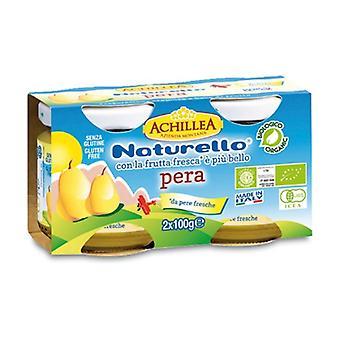Homogenized Naturello pear None