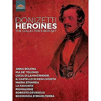 Donizetti Heroines [DVD] USA import