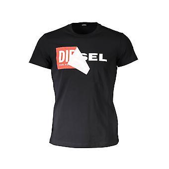 DIESEL T-shirt Short sleeves Men S02X T-DIEGO
