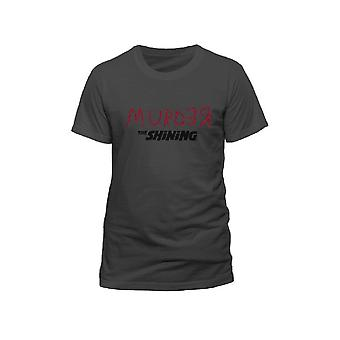 The Shining Adults Unisex Adults Murder T-Shirt