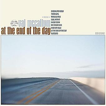 Val McCallum - At the End of the Day [CD] USA import