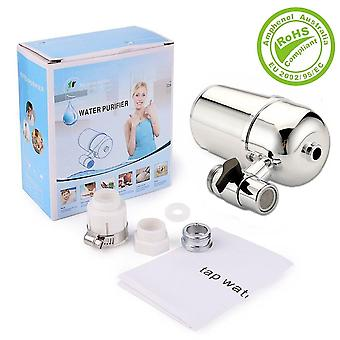Removal Rust Bacteria Tap Water Purifier For Kitchen Quick Fit Tap Adapter
