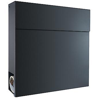 MOCAVI Box 530 Design-Briefkasten anthrazit (RAL 7016)