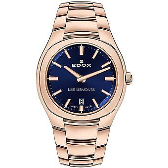 Edox 57004 37R BUIR Les Bémonts Dames Horloge