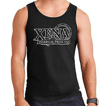 Xena Warrior Princess Vintage Logo Men's Vest