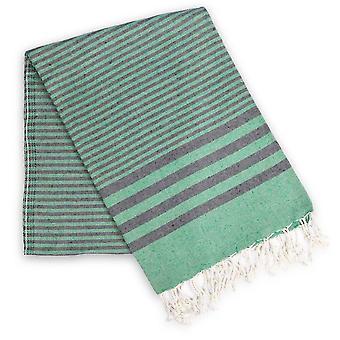 Stripete tyrkisk håndkle