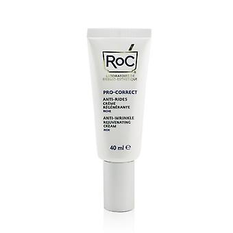 ROC Pro-Correct Anti-Wrinkle Rejuvenating Rich Cream - Advanced Retinol With Hyaluronic Acid 40ml/1.35oz