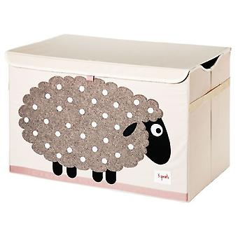 3 Sprouts Toys Chest - Sheep (Home & Garden , Decor , Home Fragrances , Air Fresheners)