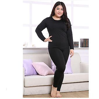Women Thermal Underwear Long Johns Sexy Thermal Clothing