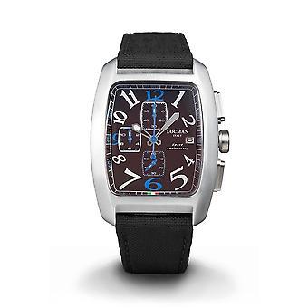 Locman wristwatch SPORT ANNIVERSARY 0470L01S-LLBKSKCK