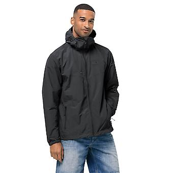 Jack Wolfskin Mens 2021 Lakeside Windproof Anti Mosquito Hooded Jacket