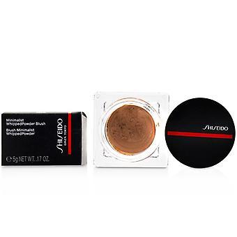 Shiseido Minimalist WhippedPowder Blush - # 04 Eiko (Tan) 5g/0.17oz