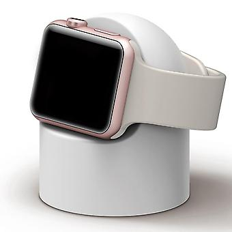 Apple Watch stand nightstand keeper silikoni kodin lataustelakka