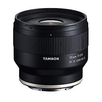 Tamron 35mm f/2.8 di iii osd m1:2 objektiv for sony fullskjerm/aps-c e-mount