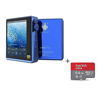 Dual Bluetooth Music Player With Touch Screen