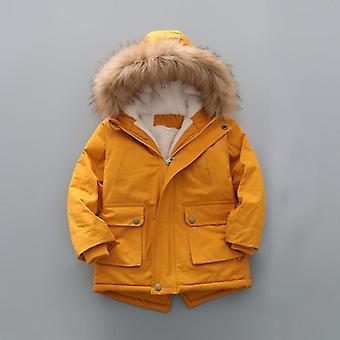 الشتاء الدافئ، سترة في الهواء الطلق عارضة، بالإضافة إلى المعاطف المخملية سميكة ل & amp؛