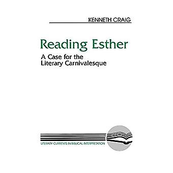 Lendo Esther - Um Caso para o Carnaval Literário de Kenneth D.C