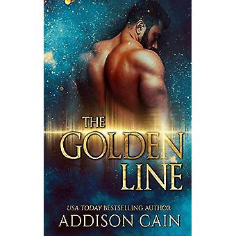 The Golden Line by Addison Cain - 9781950711215 Book