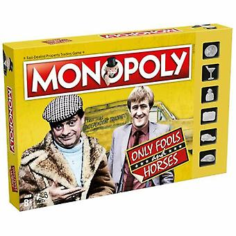 Monopoly only fools and horses limited edition board game