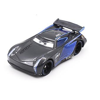 Cars 3 Storm Jackson Racing Car Toy Model