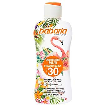 Babaria Solar Tropical Sun Protector FpS30 200 ml