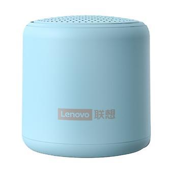Langaton Lenovo L01 Mini -kaiutin - Langaton kaiutin Bluetooth 5.0 Soundbar Box Sininen