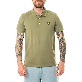 Polo homme lyle & scott polo uni sp400vog.w321