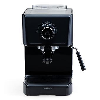 Mellerware Koffy Cafetera Espresso, Sistema Thermoblock. 15 bar de presión