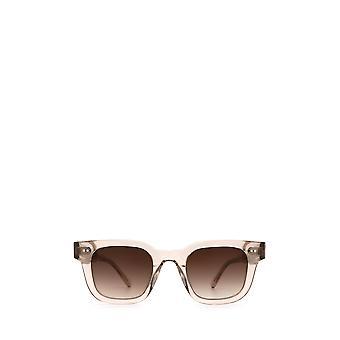 Chimi 04 ecru unisex sunglasses
