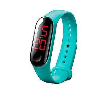 Montre-bracelet étanche Sport Casual Led, Luminous Sensor Homme/Femme de luxe